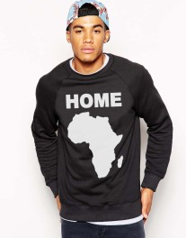 Dovies Clothing, B/W Home Sweatshirt