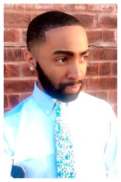 J.Crew Block Oxford + Floral Necktie